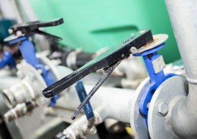 TWS HIRE Watercart Sprayer Valves