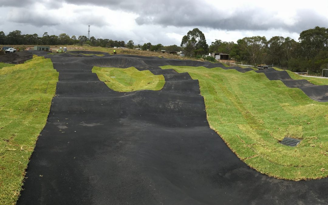ASPHALT PUMP TRACK FOR SOUTHERN SYDNEY RESIDENTS